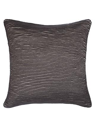 John Lewis & Partners Rib Knit Cushion