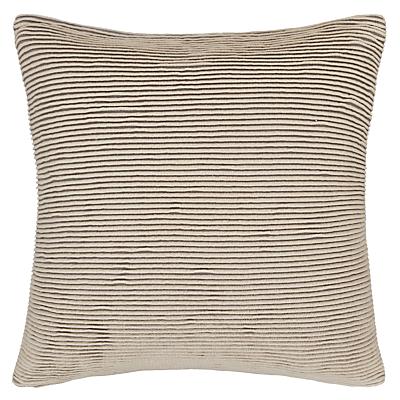 John Lewis Rib Knit Cushion