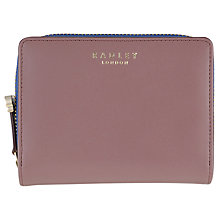 Buy Radley Arlington Street Leather Medium Matinee Purse Online at johnlewis.com