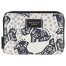 Buy Radley Folk Dog Fabric Medium Purse Online at johnlewis.com