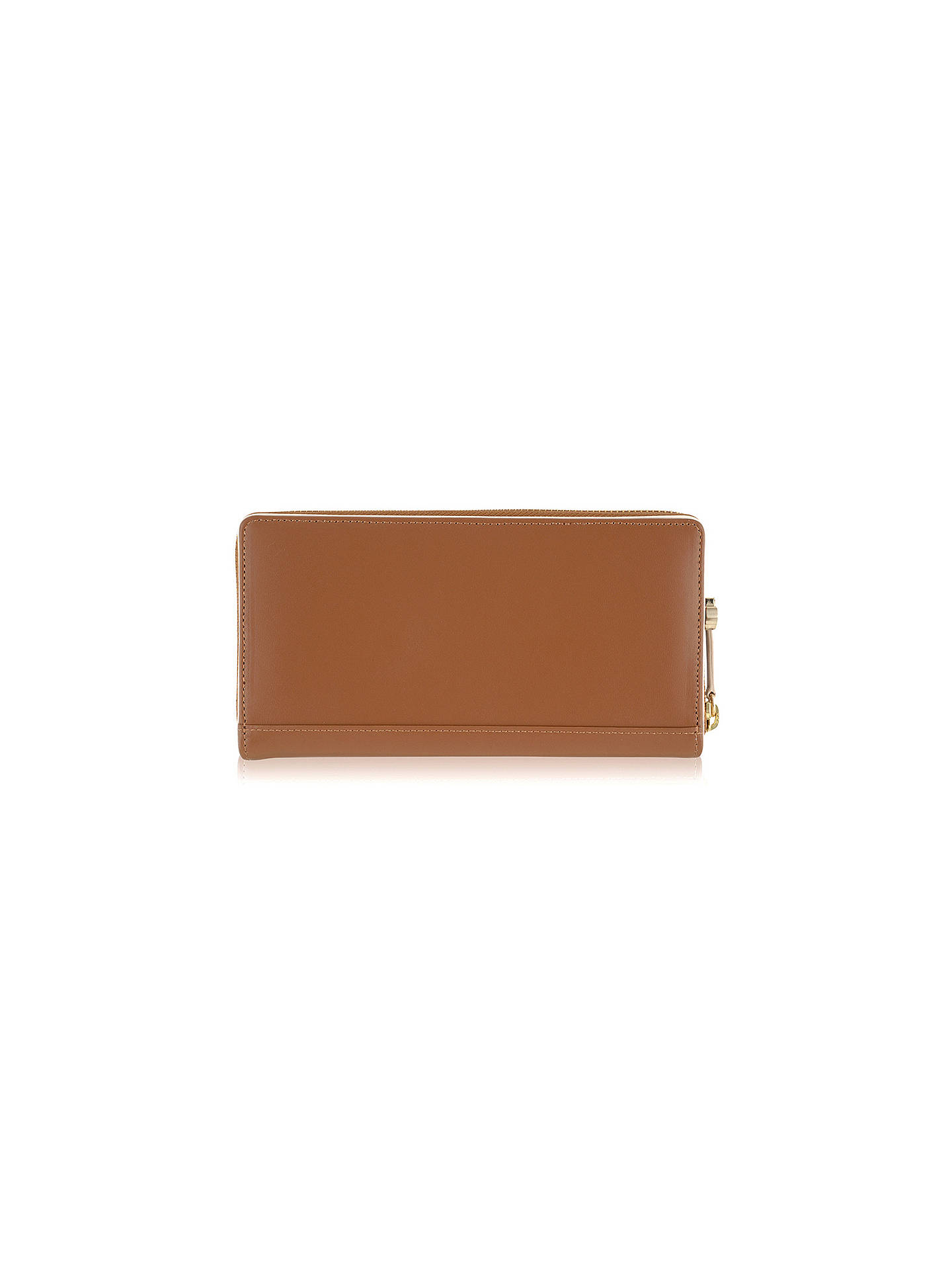 BuyRadley Arlington Street Leather Matinee Purse, Tan Online at johnlewis.com
