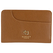 Buy Radley Pockets Leather Medium Zip-Top Purse Online at johnlewis.com