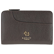 Buy Radley Pockets Leather Medium Purse Online at johnlewis.com