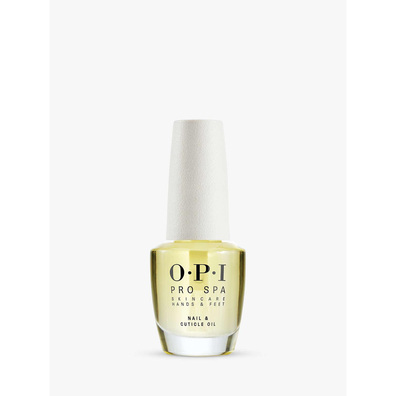 BuyOPI Pro Spa Nail Cuticle Oil 15ml Online At Johnlewis