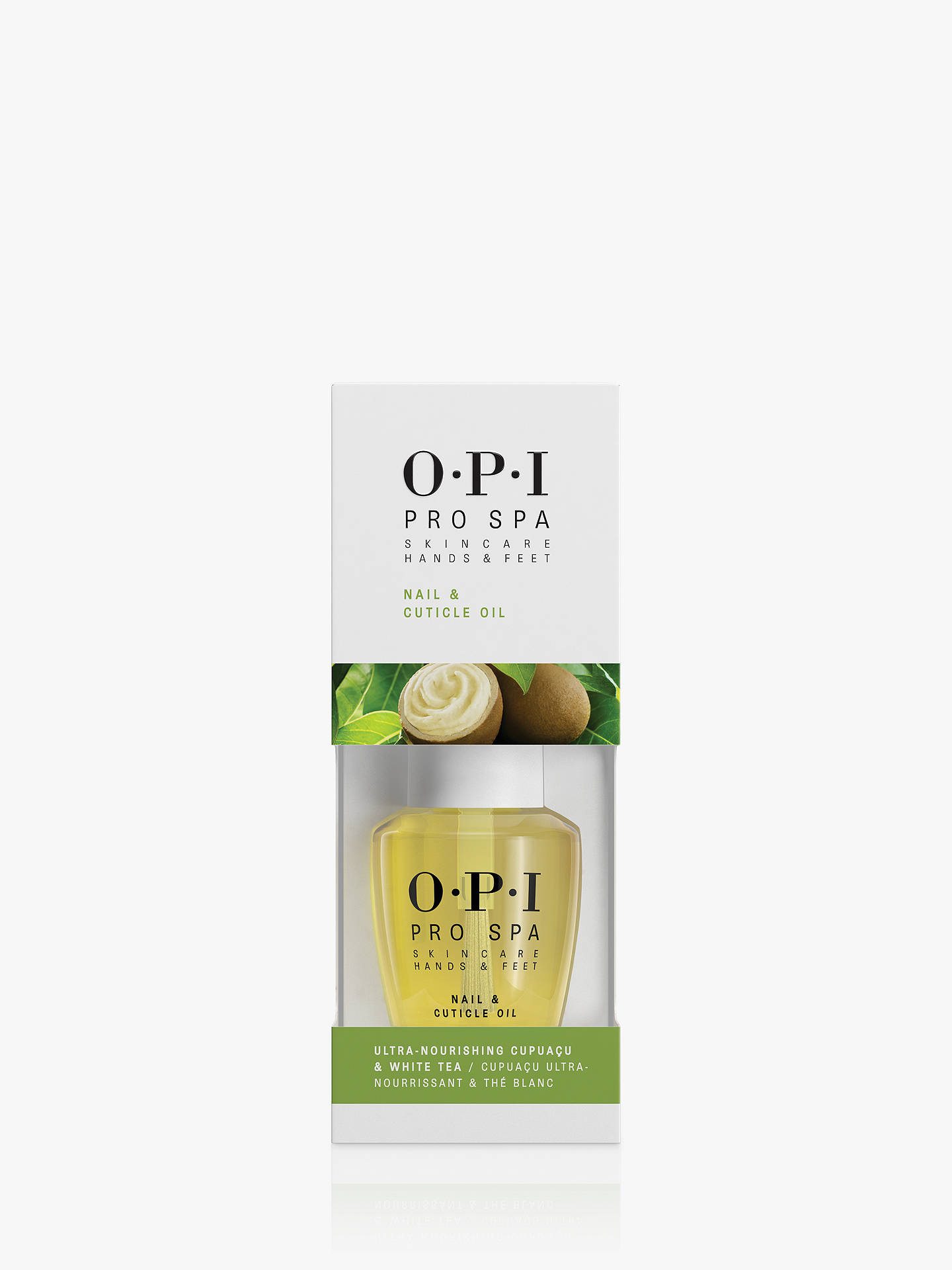 Buy OPI Pro Spa Nail & Cuticle Oil, 15ml Online at johnlewis.com