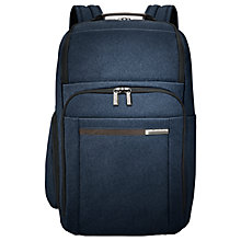 Buy Briggs & Riley Kinzie Large Backpack Online at johnlewis.com