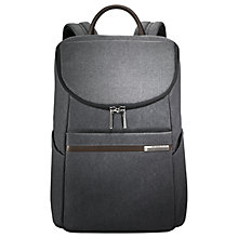 Buy Briggs & Riley Kinzie Small Frame Wide-Mouth Backpack Online at johnlewis.com