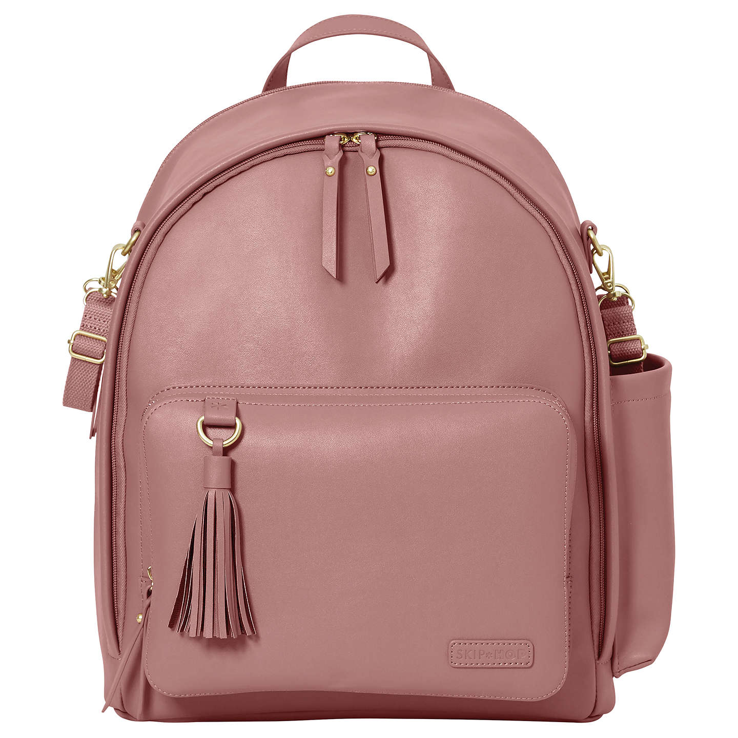 Skip Hop Greenwich Backpack, Dusty Rose by Skip Hop