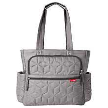 Buy Skip Hop Forma Pack & Go Changing Bag, Grey Online at johnlewis.com