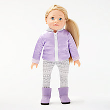Buy John Lewis Collector's Ski Chic Doll Outfit Online at johnlewis.com