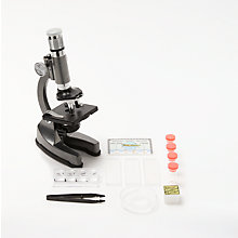 Buy John Lewis 900x Microscope Set Online at johnlewis.com