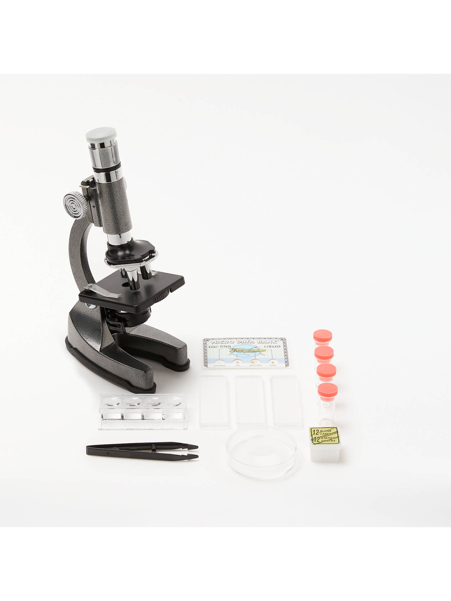 BuyJohn Lewis Partners 900x Microscope Set Online At Johnlewis