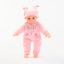 Buy John Lewis Baby Doll Bumper Set Online at johnlewis.com