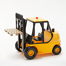 "Buy John Lewis 12"" Jumbo Fork Lift Truck Online at johnlewis.com"
