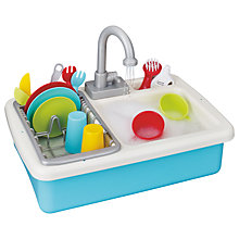 Buy John Lewis Wash Up Kitchen Sink Playset Online at johnlewis.com