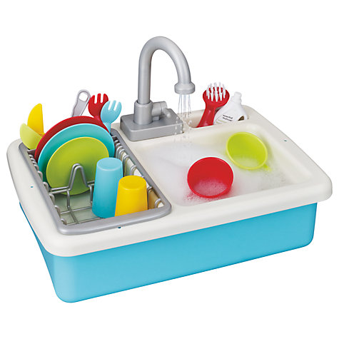 Buy John Lewis Wash Up Kitchen Sink Playset | John Lewis
