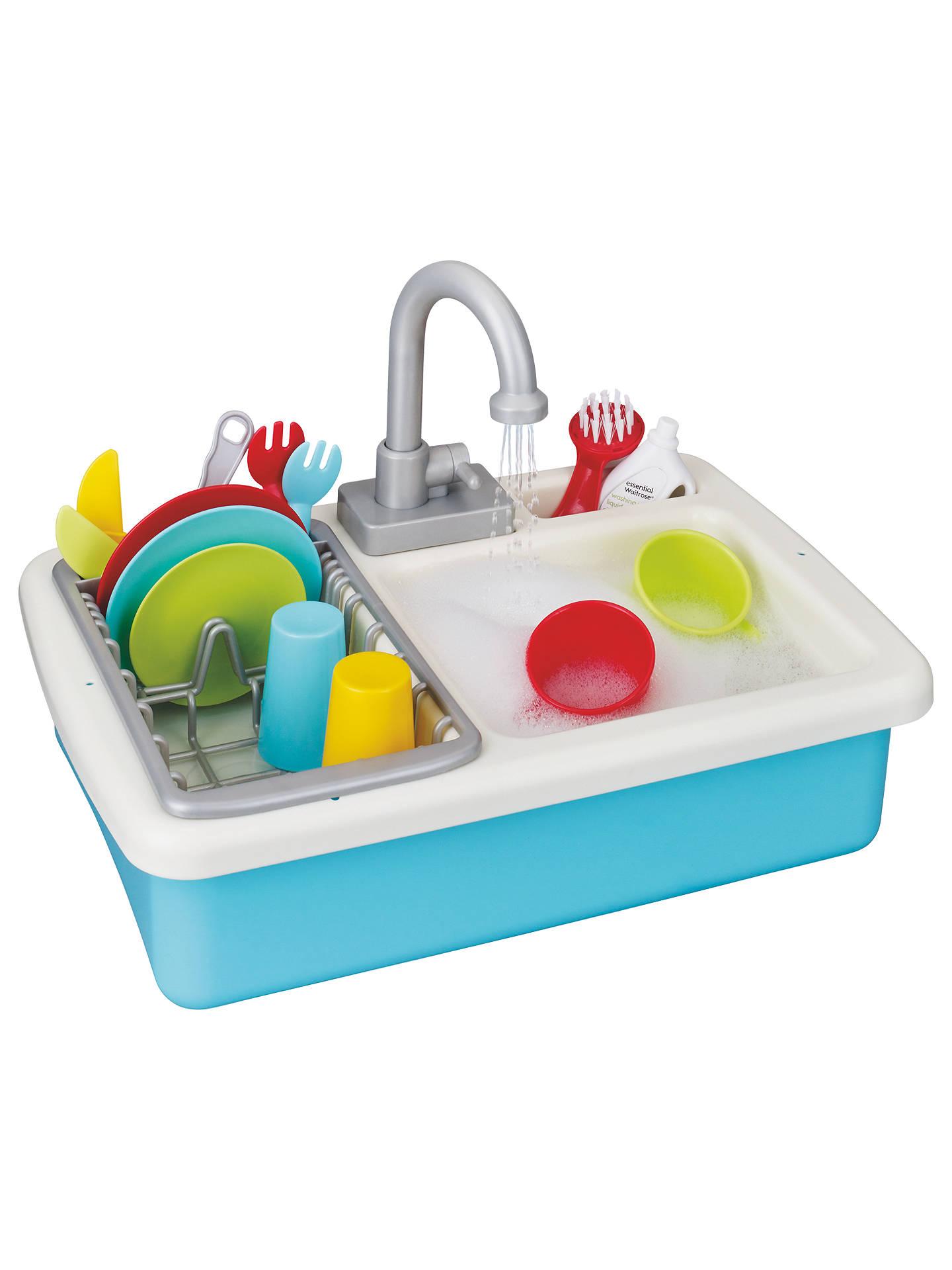 Buyjohn lewis partners wash up kitchen sink playset online at johnlewis