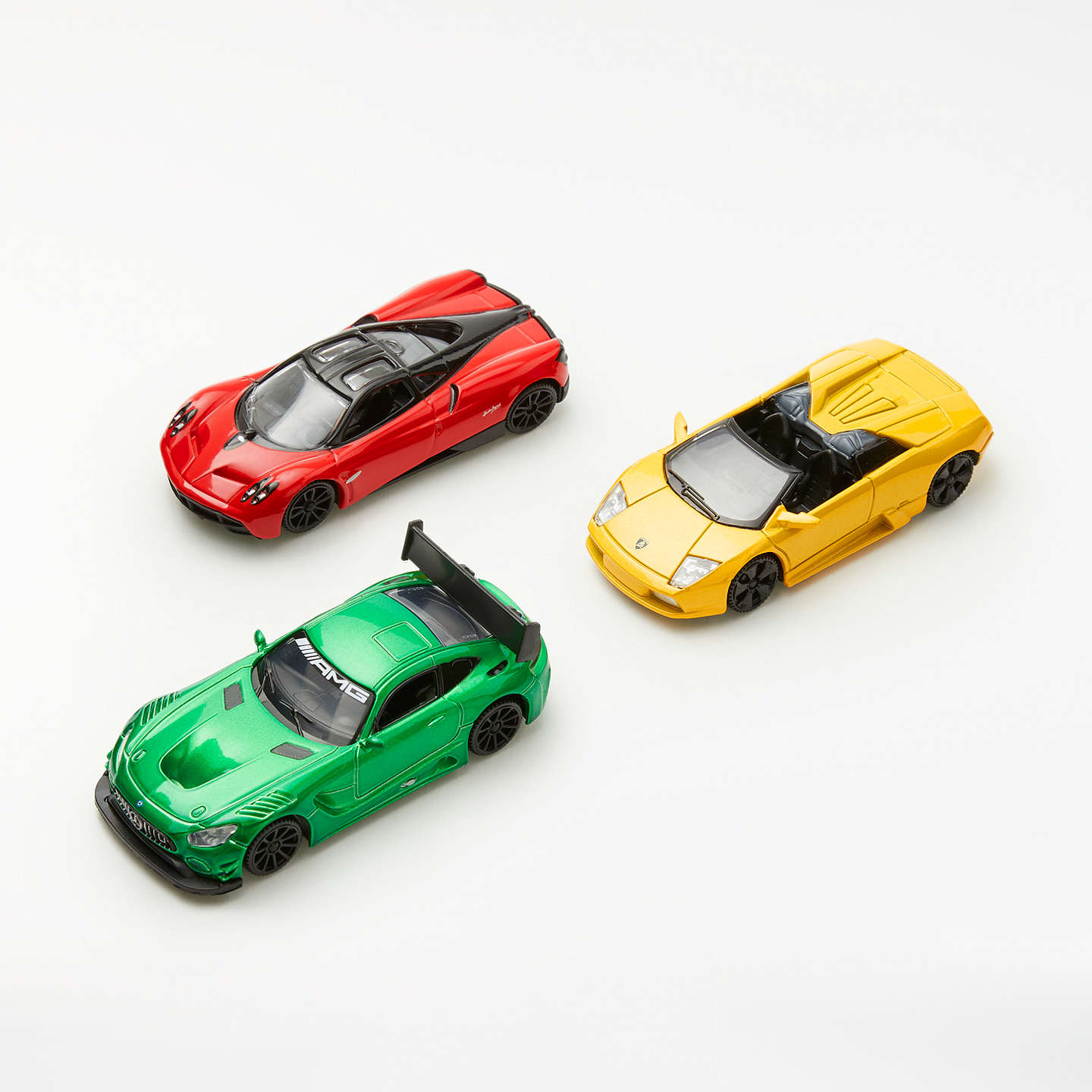 Great BuyJohn Lewis 1:43 Performance Sport Die Cast Toy Cars, Pack Of 3 ...