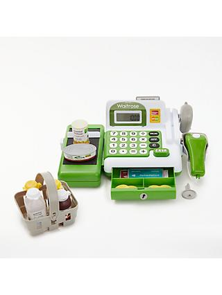 John Lewis & Partners Waitrose Cash Register