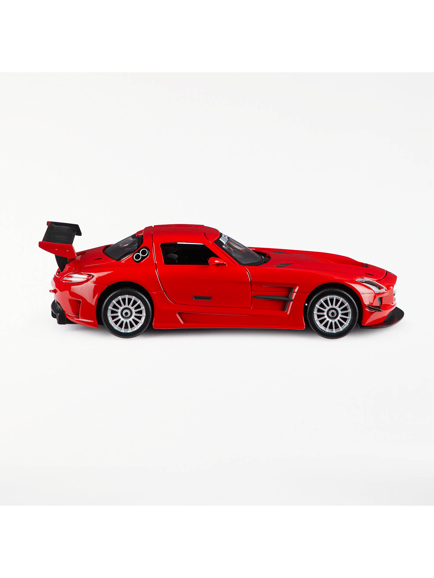 John Lewis Partners 1 24 Mercedes Amg Red Cast Toy Car