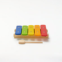 Buy John Lewis Wooden Xylophone Online at johnlewis.com