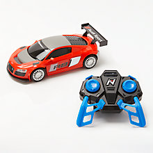 Buy John Lewis Remote Control Audi R8, Red Online at johnlewis.com