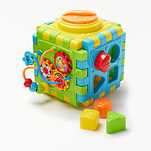 Buy John Lewis Discovery Cube Online at johnlewis.com