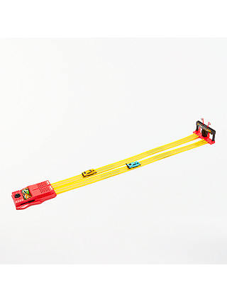 Buy John Lewis & Partners Double Launcher Playset with 2 Cars Online at johnlewis.com
