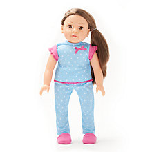 Buy John Lewis Collector's Doll Bedtime Outfit Online at johnlewis.com