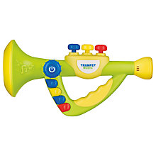 Buy John Lewis Musical Trumpet Online at johnlewis.com
