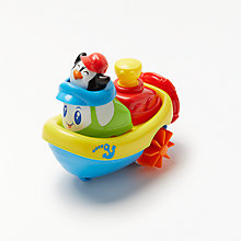 Buy John Lewis Wind Up Bathtime Boat Online at johnlewis.com