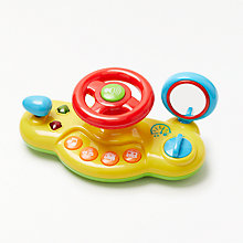 Buy John Lewis My First Steering Wheel Playset Online at johnlewis.com