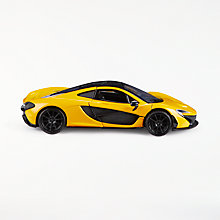 Buy John Lewis 1:24 McLaren P1 Die-cast Toy Car Online at johnlewis.com