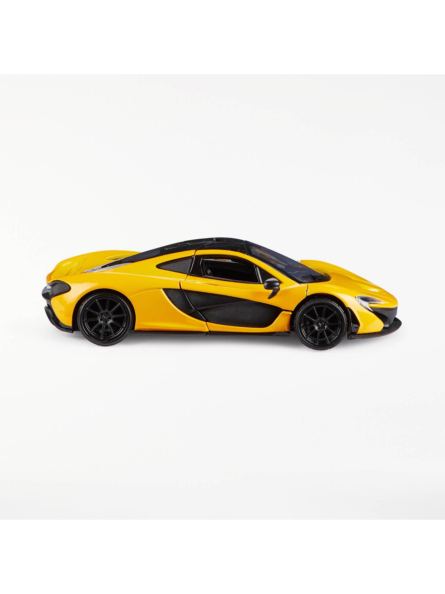 John Lewis Partners 1 24 Mclaren P1 Cast Toy Car Online