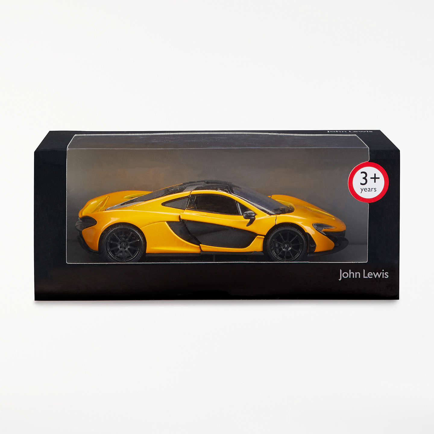 BuyJohn Lewis 1:24 McLaren P1 Die Cast Toy Car Online At Johnlewis.