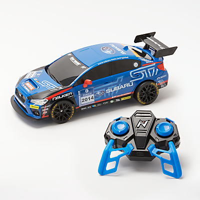 John Lewis & Partners Remote Control Subaru
