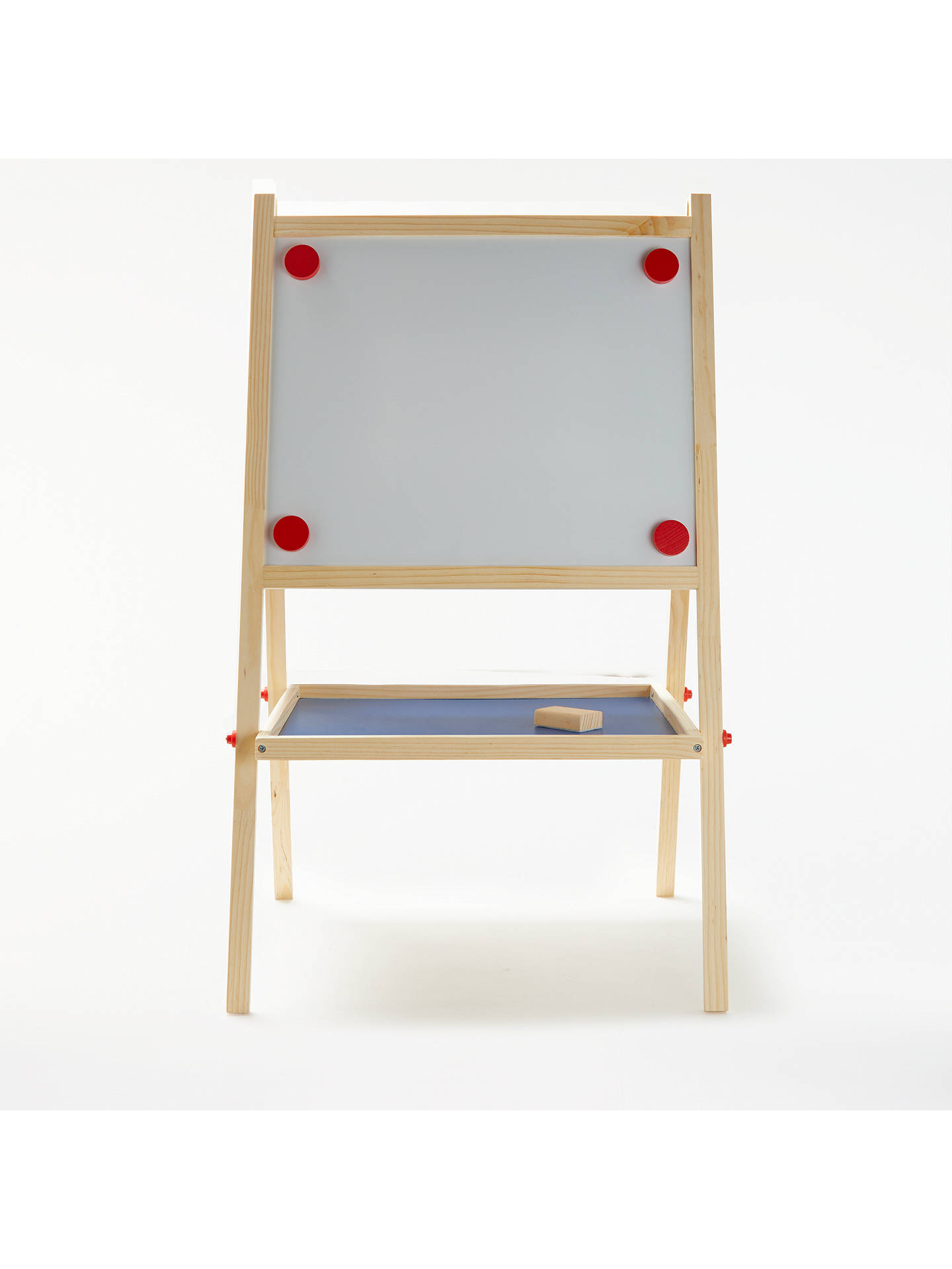 Buy John Lewis & Partners Chalkboard and Easel Online at johnlewis.com