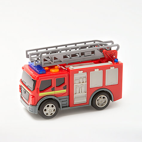 Buy John Lewis Mini Fire Truck Playset Online at johnlewis.com
