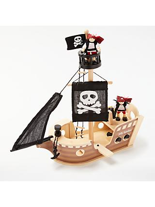 John Lewis & Partners Pirate Ship