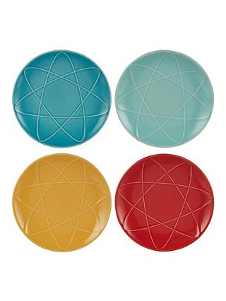 LEON Small Plates, Assorted, 17cm, Set of 4