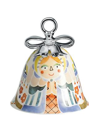 Alessi 'Holy Family' Mary Christmas Tree Decoration