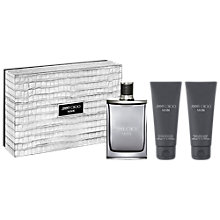 Buy Jimmy Choo MAN 100ml Eau de Toilette Fragrance Gift Set Online at johnlewis.com