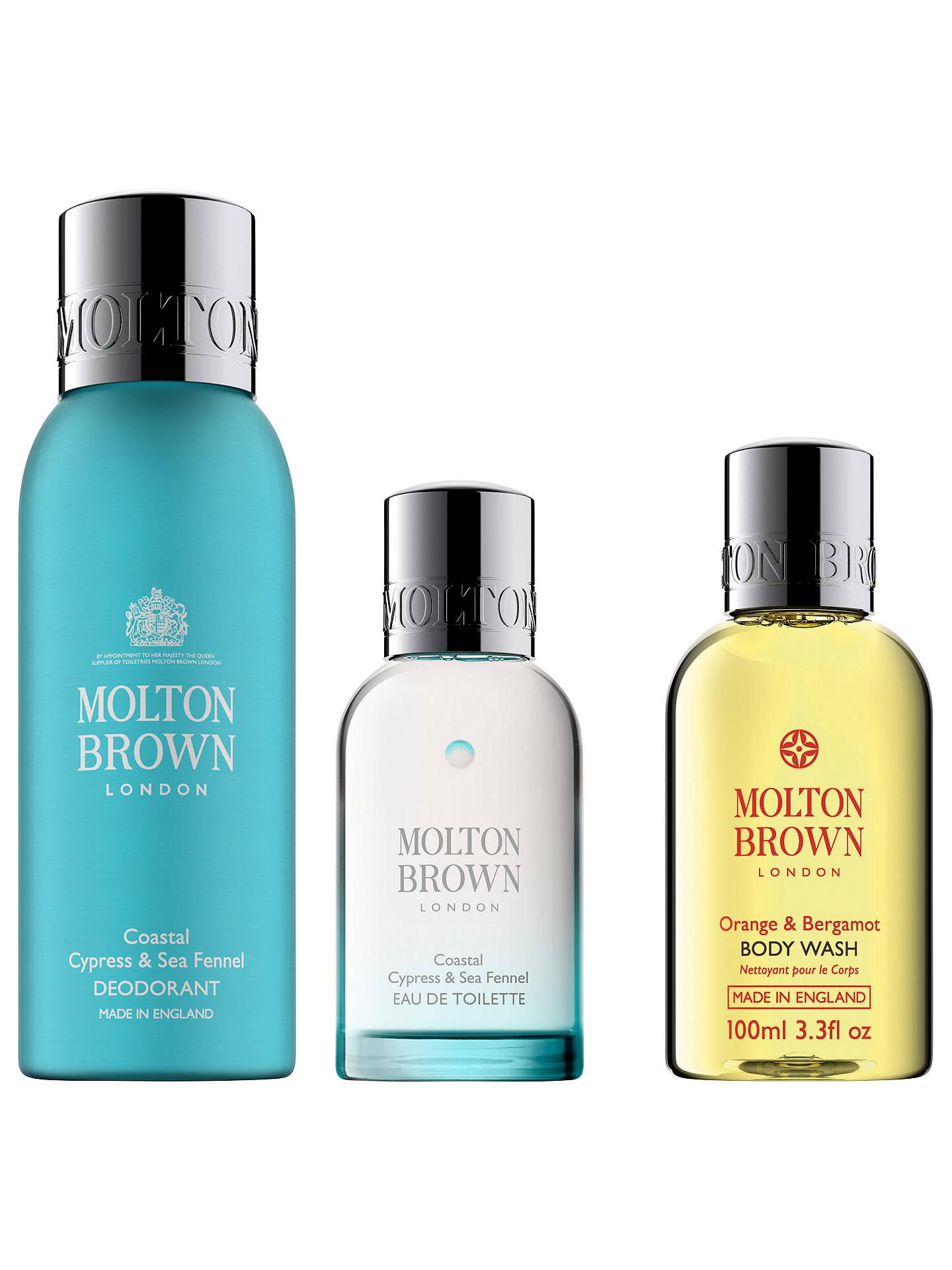 061c04bef9d5 Buy Molton Brown Coastal Cypress   Sea Fennel Deodorant and Eau de Toilette  with Gift Online