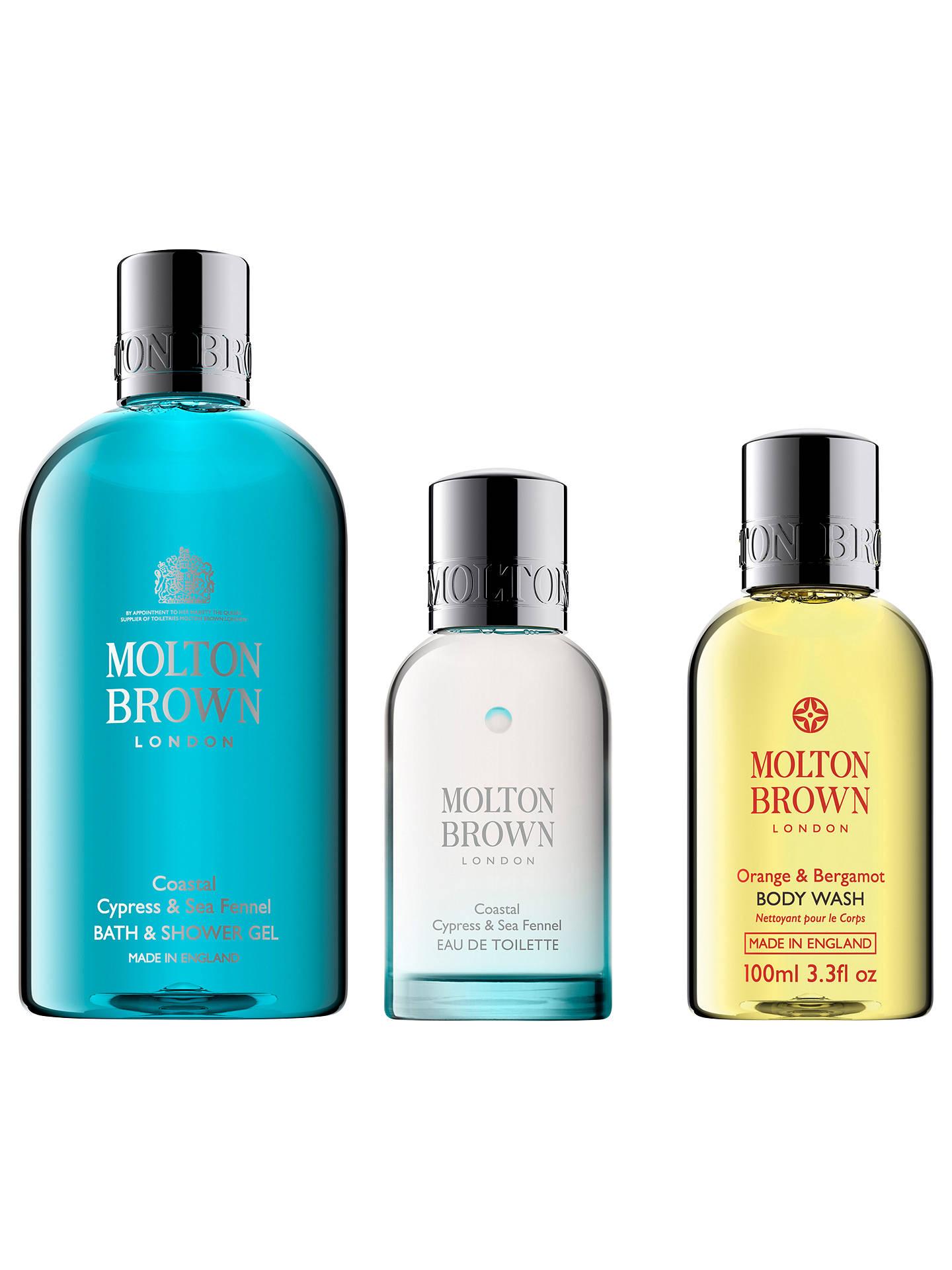 7ef16ae75e6a Buy Molton Brown Coastal Cypress   Sea Fennel Bath   Shower Gel and Eau de  Toilette