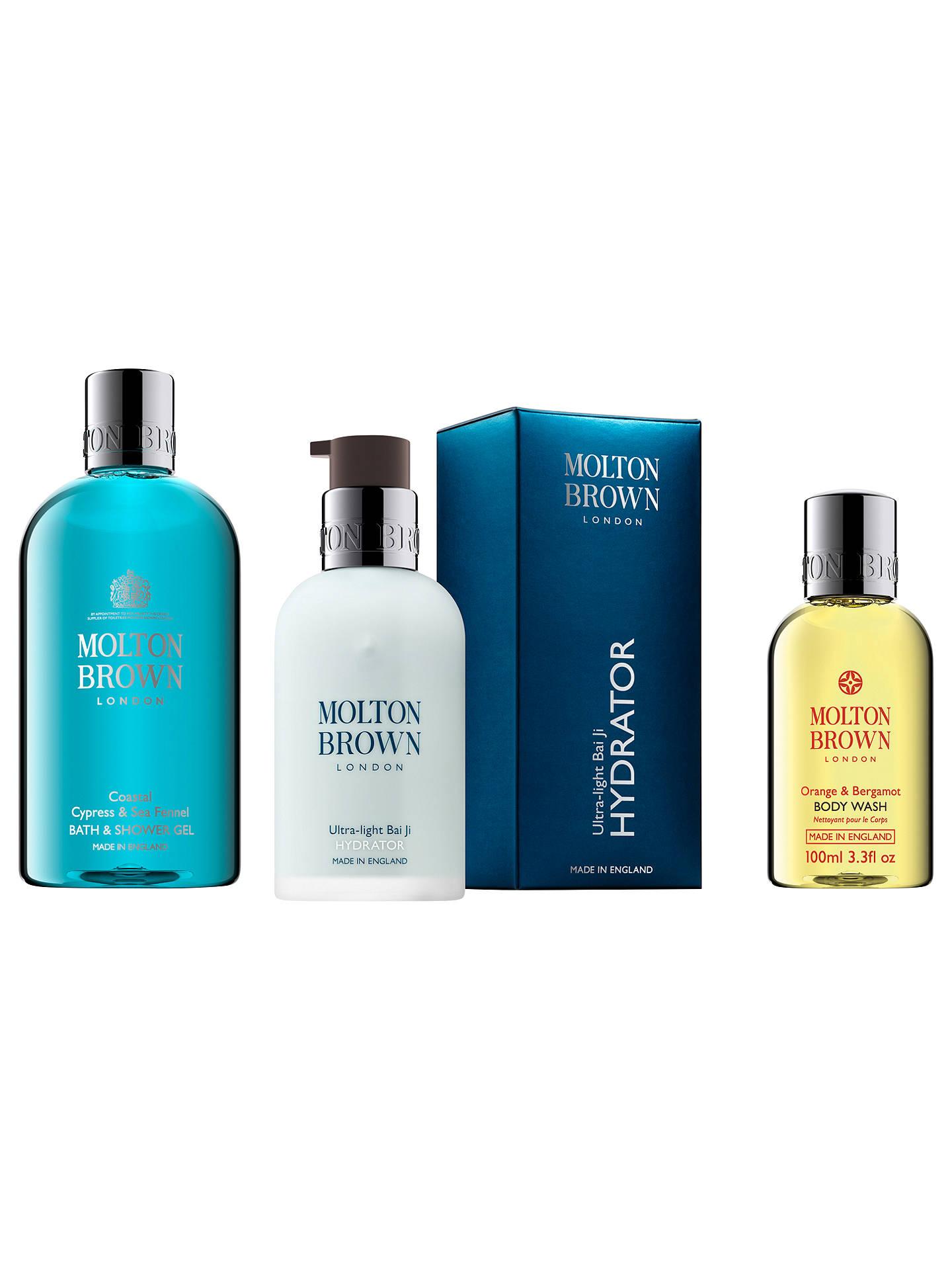 0f4afe56faf5 Buy Molton Brown Coastal Cypress   Sea Fennel Bath   Shower Gel and Men s  Bai Ji