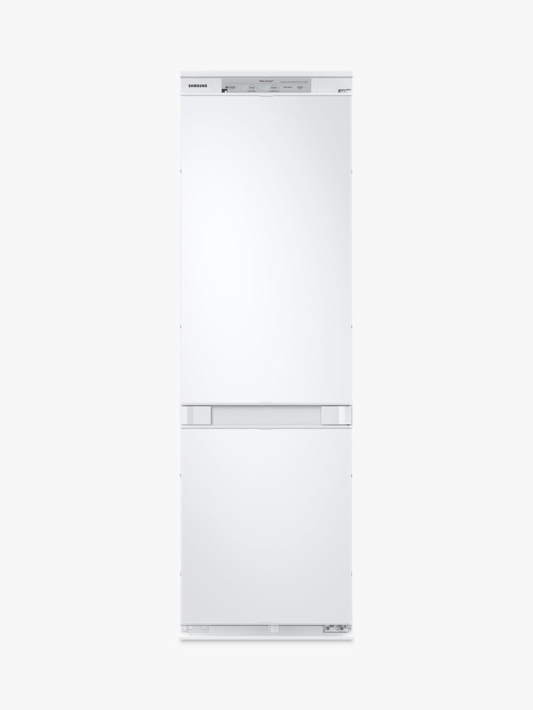 Samsung Samsung BRB260087WW/EU Integrated Fridge Freezer, A++ Energy Rating, 54cm Wide, White Gloss
