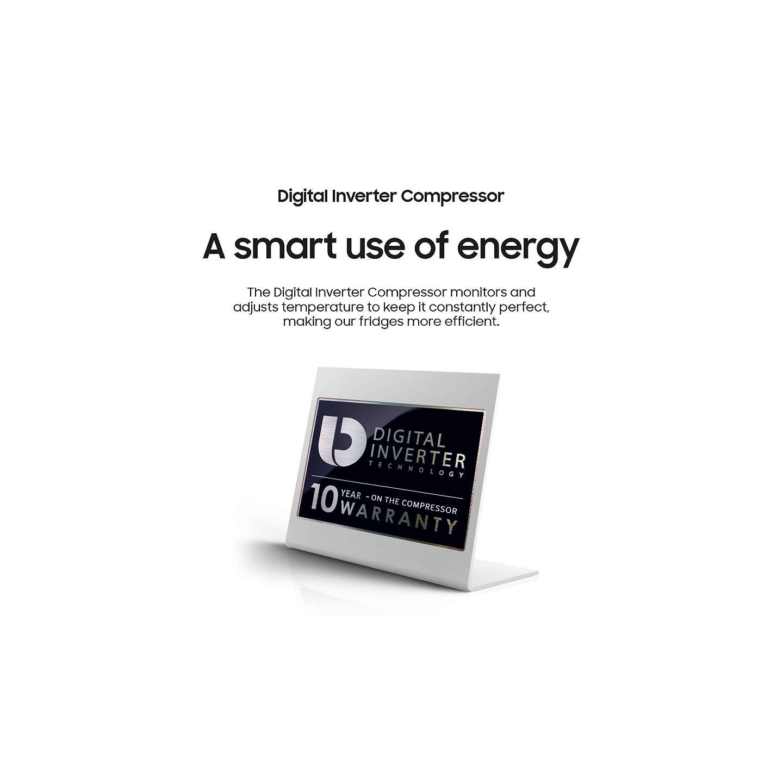 Samsung BRB260000WW/EU Integrated Fridge Freezer, A+ Energy Rating ...