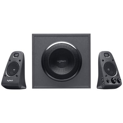 Image of Logitech Z625 THX Multimedia Speaker System, Black