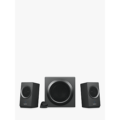 Image of Logitech Z337 Bluetooth Wireless Multimedia Speaker System, Black