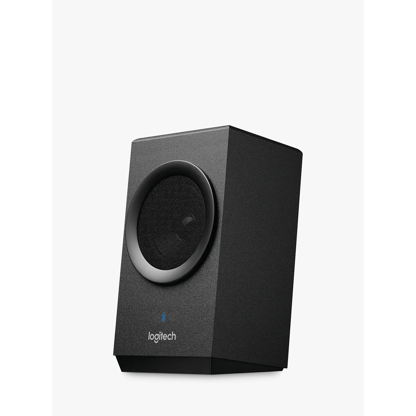 Logitech Z337 Bluetooth Wireless Multimedia Speaker System, Black At John Lewis